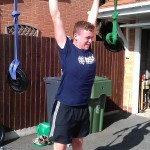 Personal Training - Shoulder Press