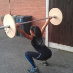 Personal Training - Overhead Squat