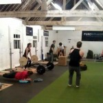 Athlete's circuit training